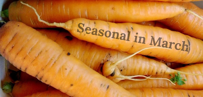 Seasonal in March
