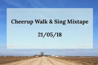 Walk and sing mixtape