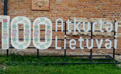 100 Atkurtai Lietuvai