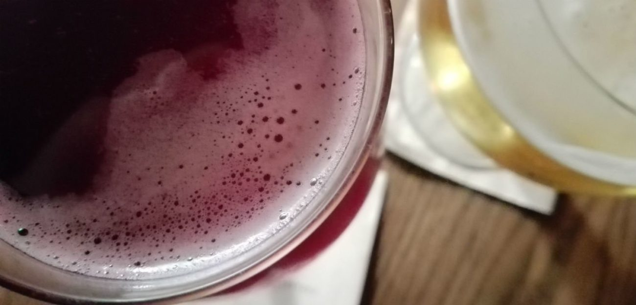 Beetroot beer