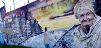 Street art in Beato