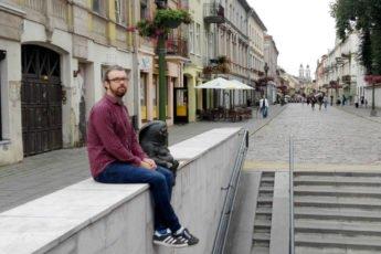 John in Kaunas