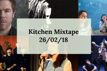 Kitchen mixtape