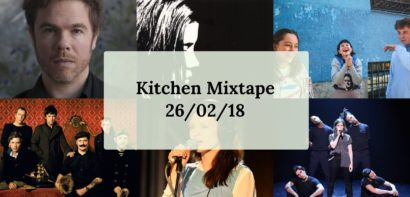 Kitchen mixtape