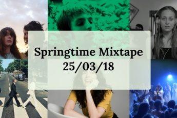 Springtime mixtape