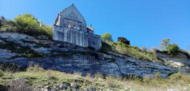 Church at Stevns Klint