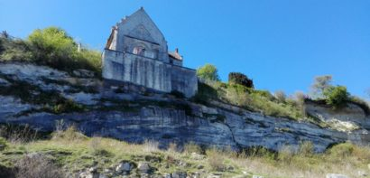 Church at Stevns Klint