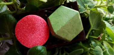 Solid soap and shampoo bars