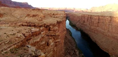 Colorado River from Navajo Bridge