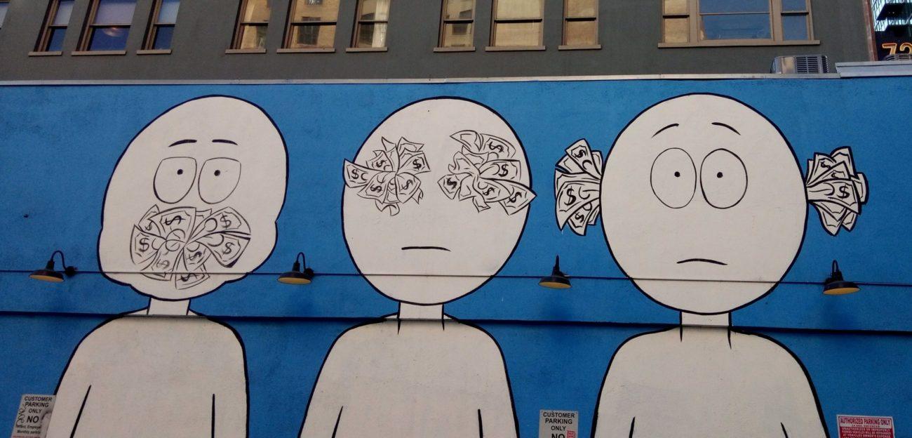 Graffiti in LA
