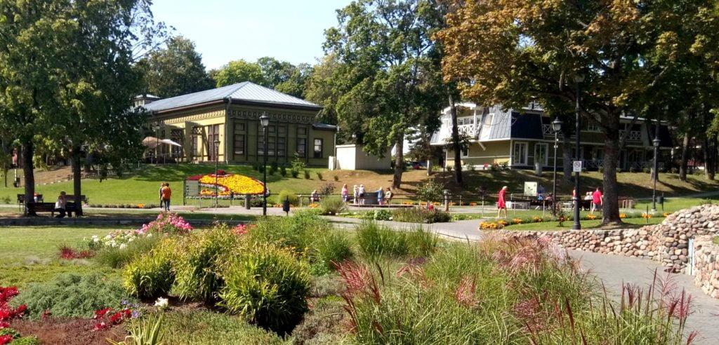Kneipp Garden