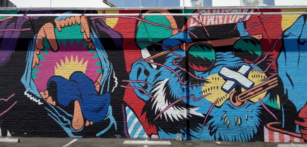 LV Graffiti