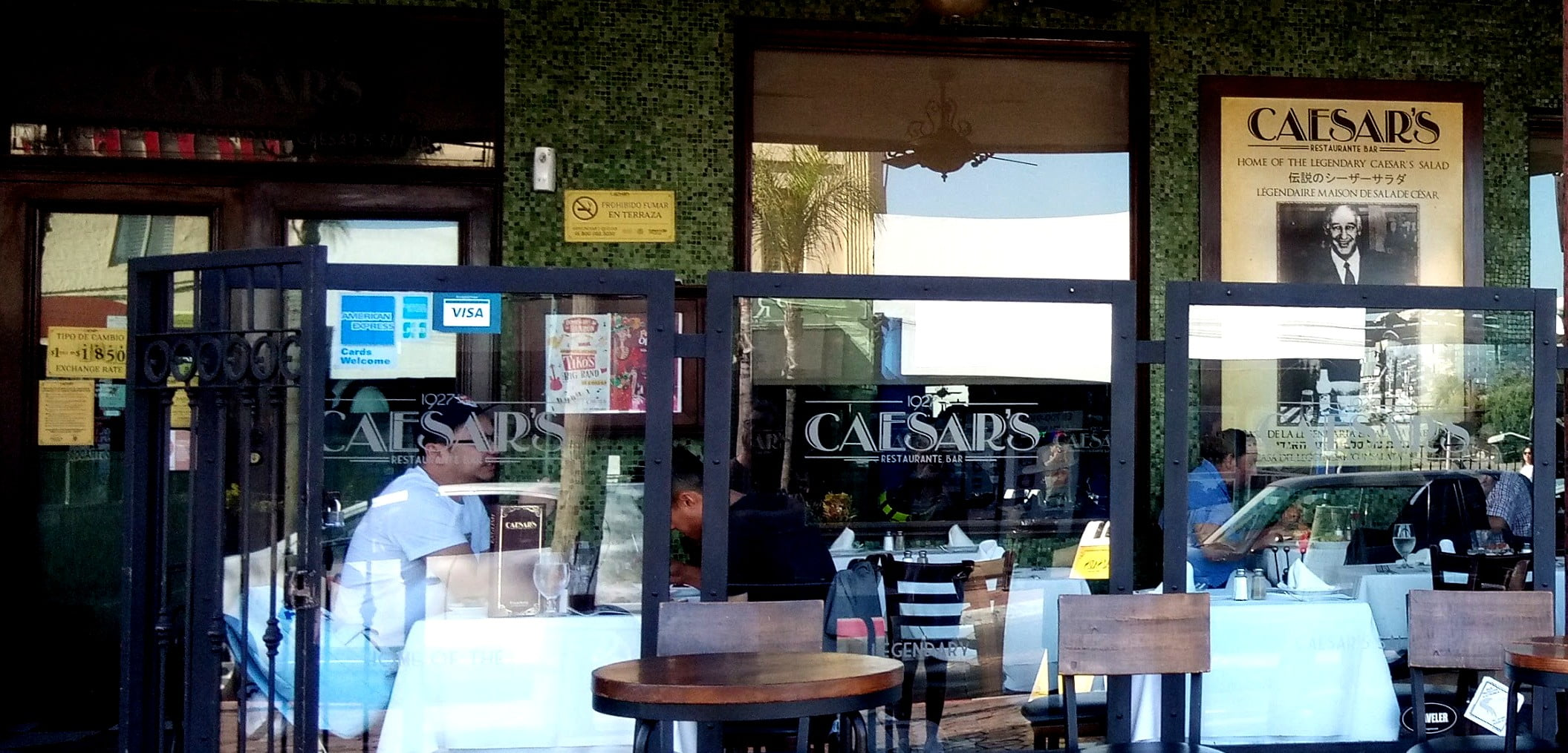 The Caesar Salad Born In Tijuana Mysterious Beans