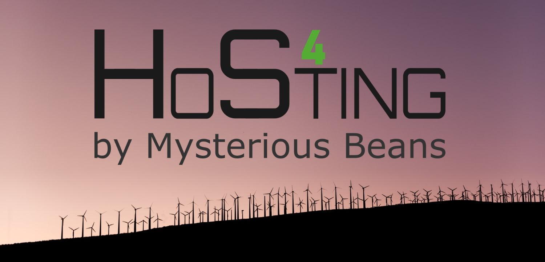 S4 Hosting logo